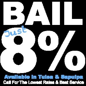 8 Percent Bail Bond Rate