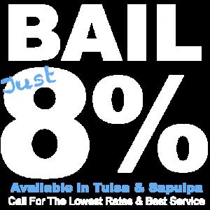 Lowest Bail Bond Rate Tulsa