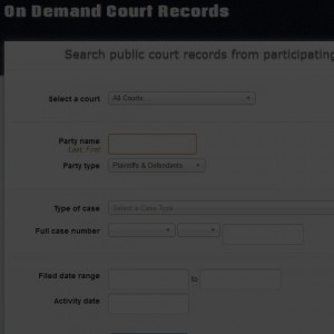 Oklahoma District Court Records - Signature Bail Bonds of Tulsa