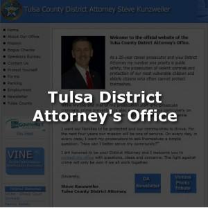 Tulsa District Attorney - Signature Bail Bonds of Tulsa