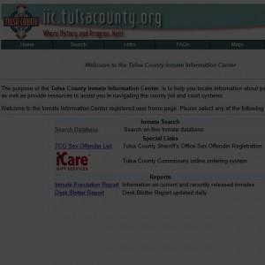 Tulsa Inmate Information - Signature Bail Bonds of Tulsa