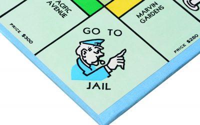 Skip Bail – Go To Jail