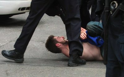 What Not To Do When Being Arrested
